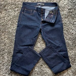 Express Jeans Mia Mid Rise